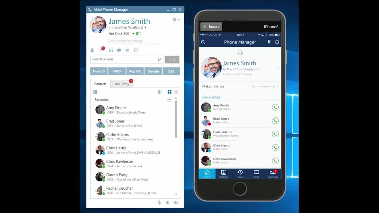 Phone Manager Mobile - Videos