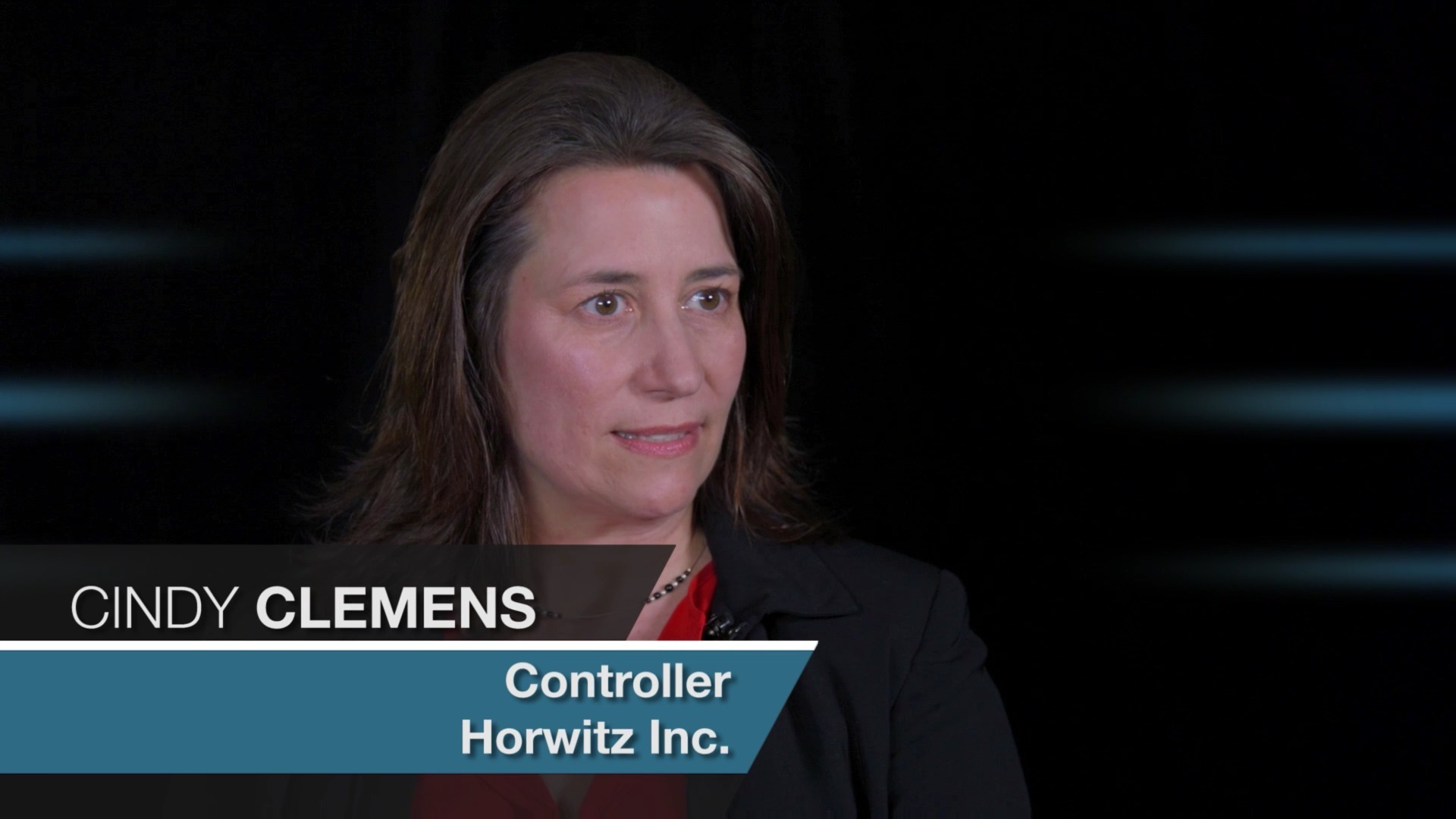 Cindy Clemens - Horwitz Inc.