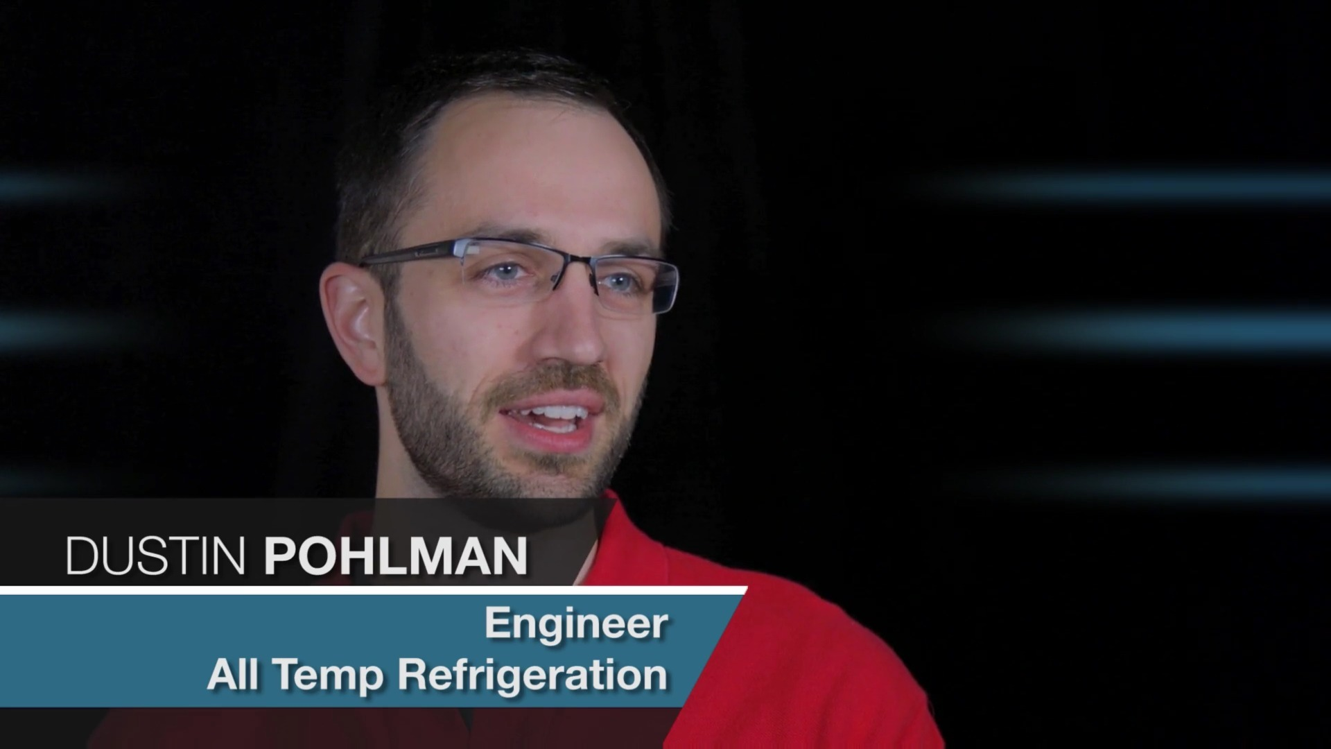 Dustin Pohlman - All Temp Refrigeration