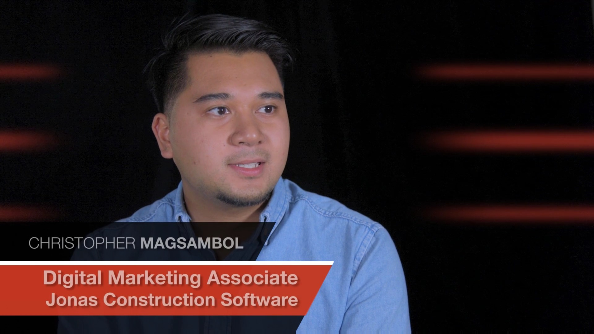 Christopher Magsambol, Digital Marketing Associate