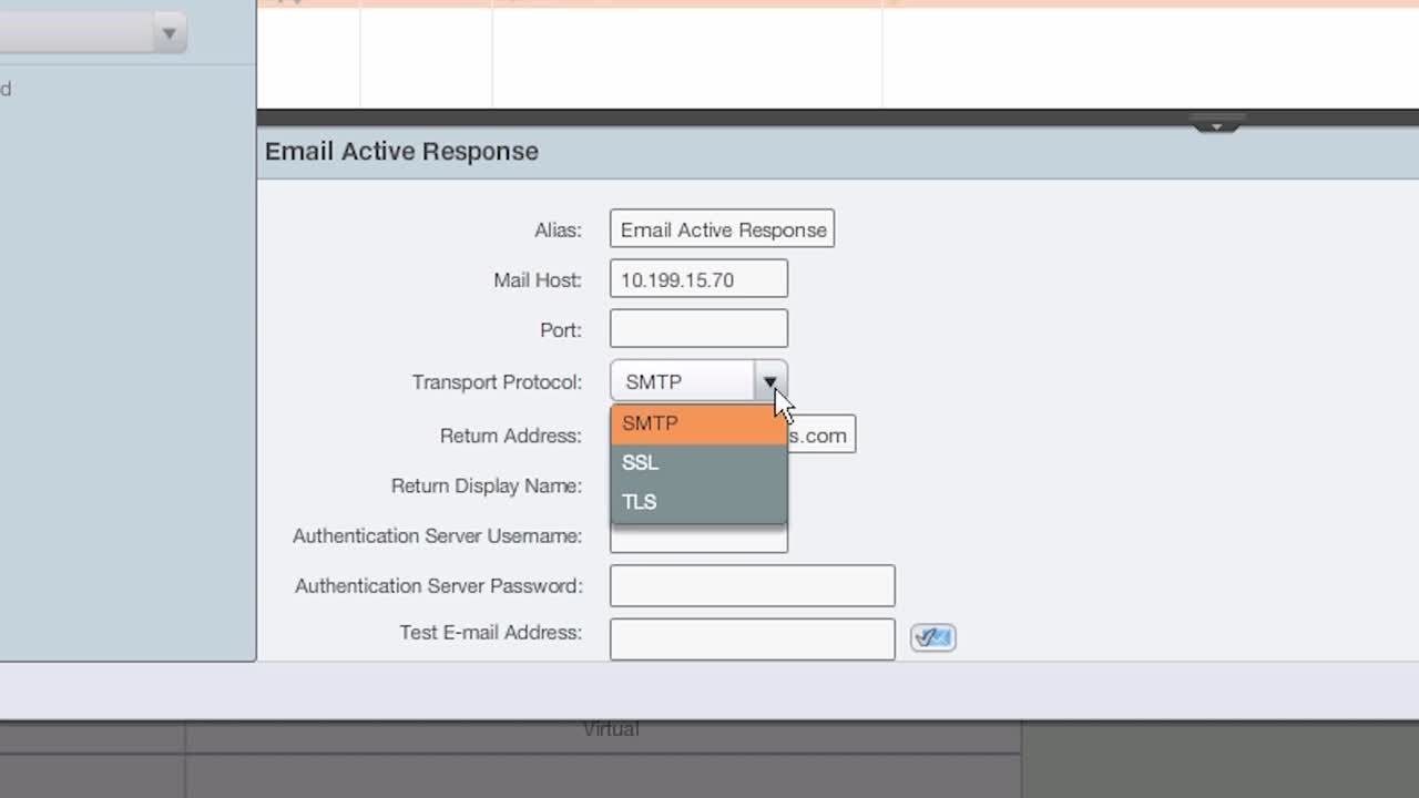 How to set up email notifications in solarwinds log event environment 1betcityfo Gallery