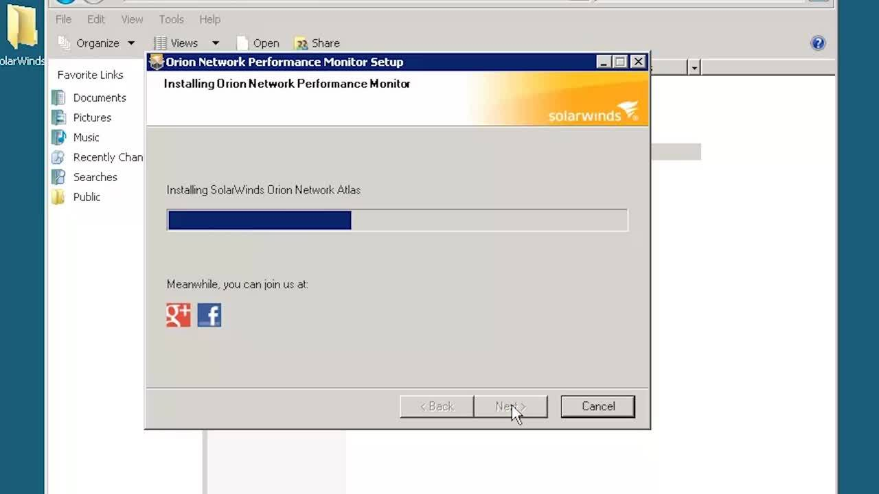 Network Performance Monitor Training: Installing Network Performance Monitor