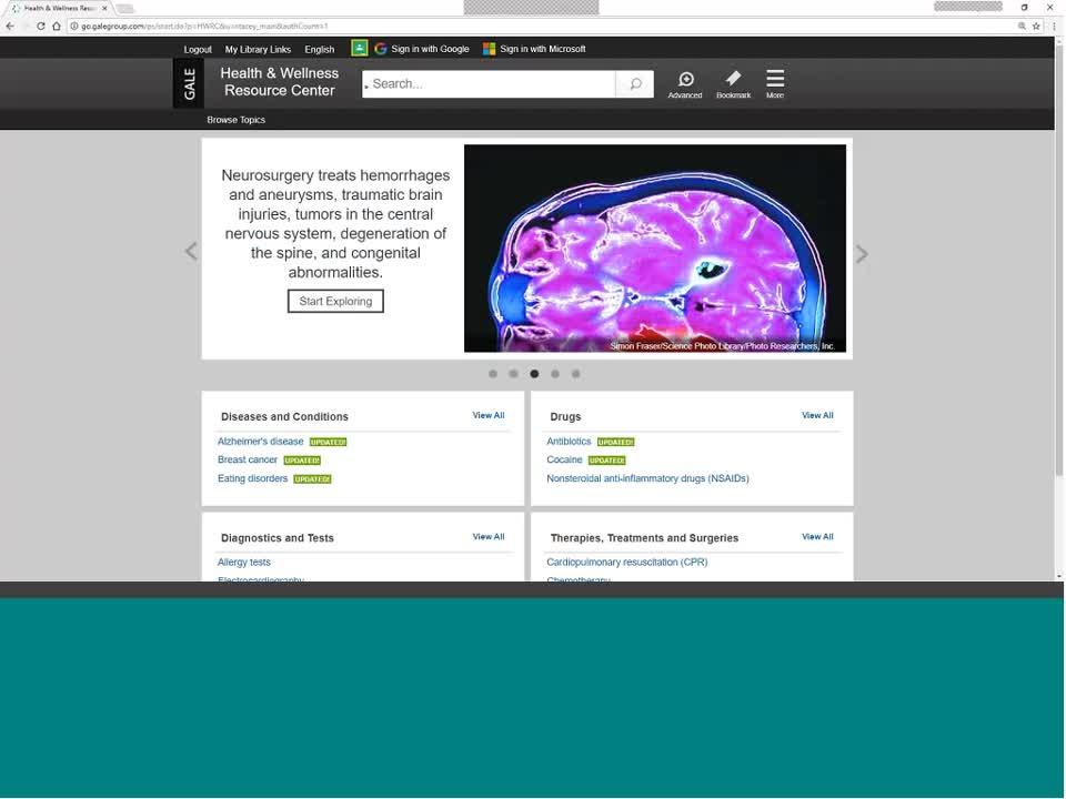 Health & Wellness Resource Center Webinar Thumbnail