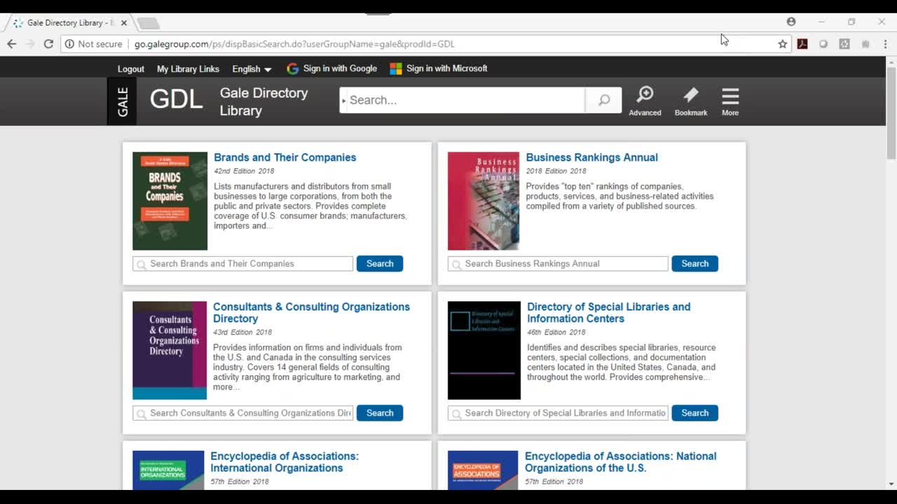 Gale Directory Library Webinar Thumbnail