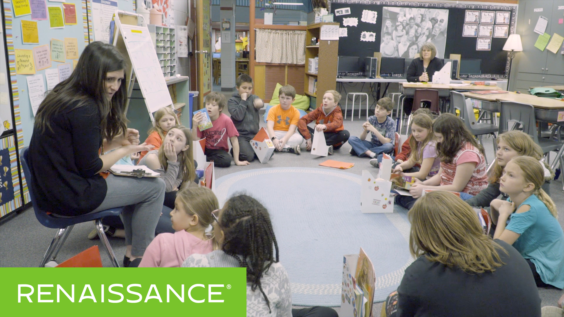 Product in Action - Renaissance Accelerated Reader®