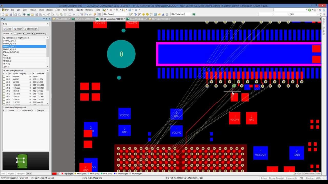 2016-07-05 - Live Demo Intro To Altium Designer - EN - Webinar - USA - ADSCvid