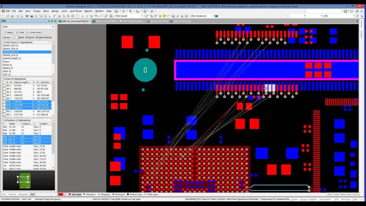 2016-07-19 - Live Demo Intro To Altium Designer - EN - Webinar - USA - ADSCvid