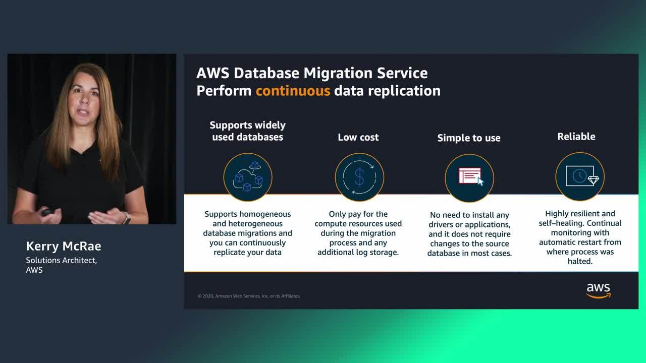 Building data integration services for real-time on AWS (Level 200)