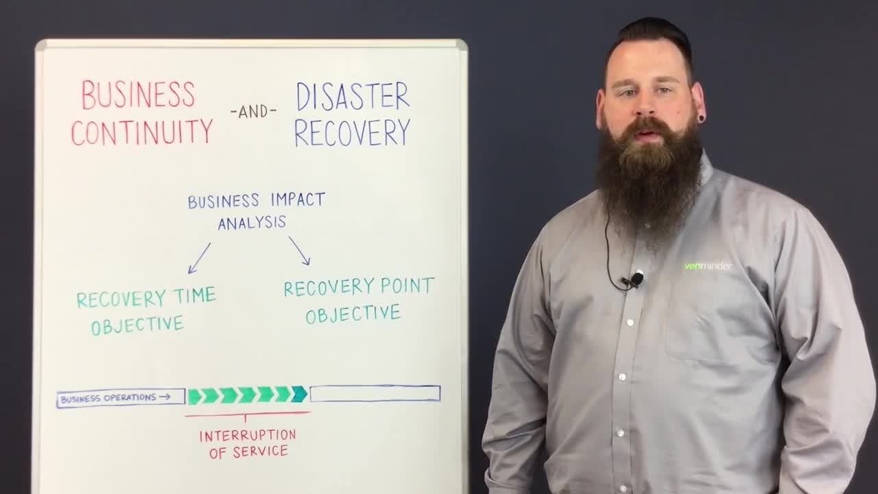 Third Party Thursday Video- Vendor Business Continuity and Disaster Recovery Plans
