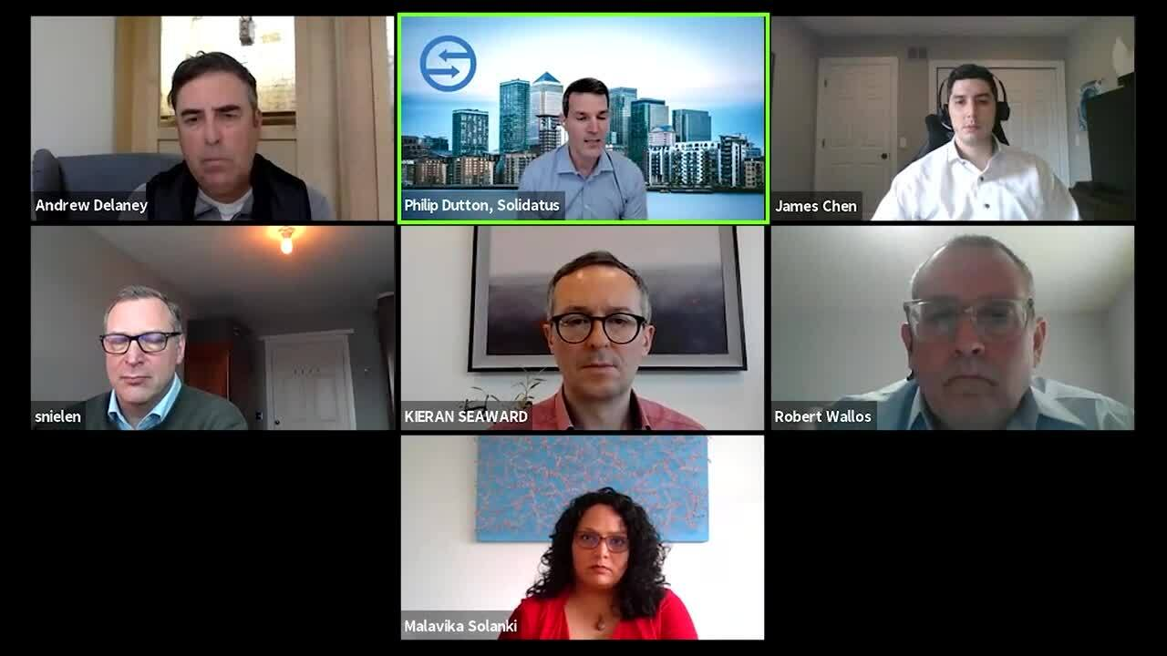 Philip Dutton and The A-Team Virtual Summit