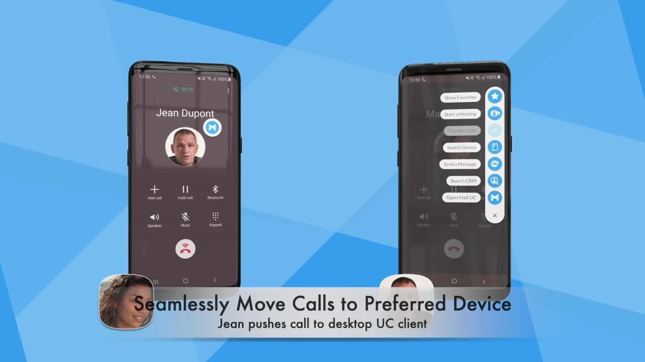 MaX UC - External Video