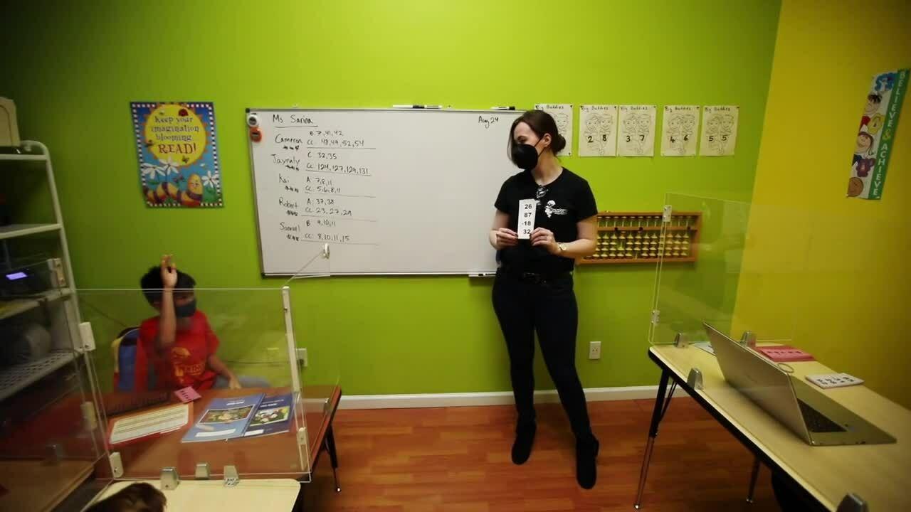 Math Genie Abacus Math Promo