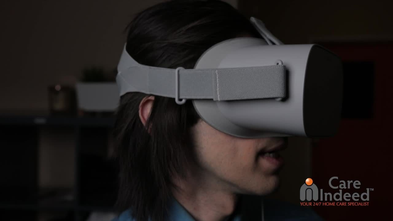 VR Training Commercial (Devices)