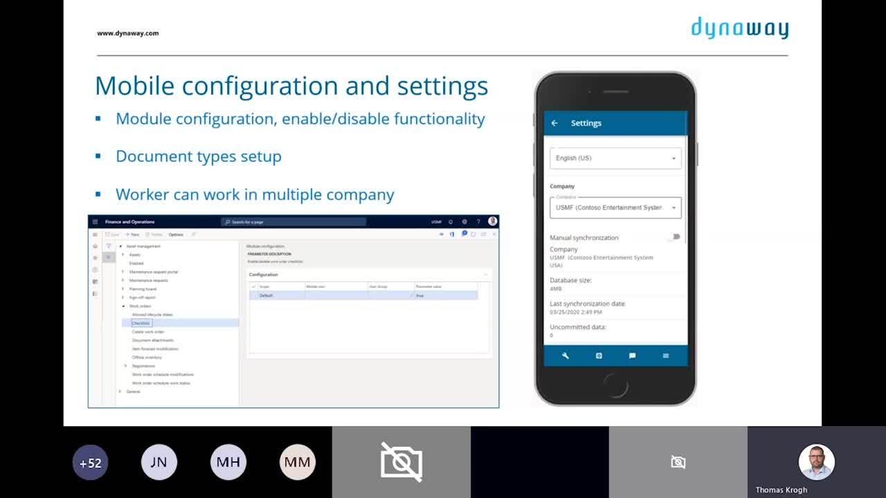 Webinar - Mobile Microsoft Asset Management