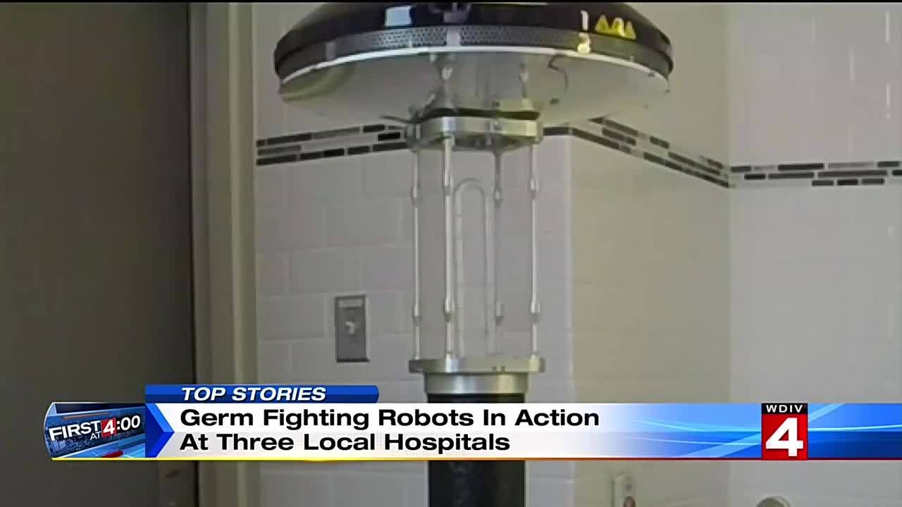 Henry Ford Adds LightStrike Germ-Zapping Robots