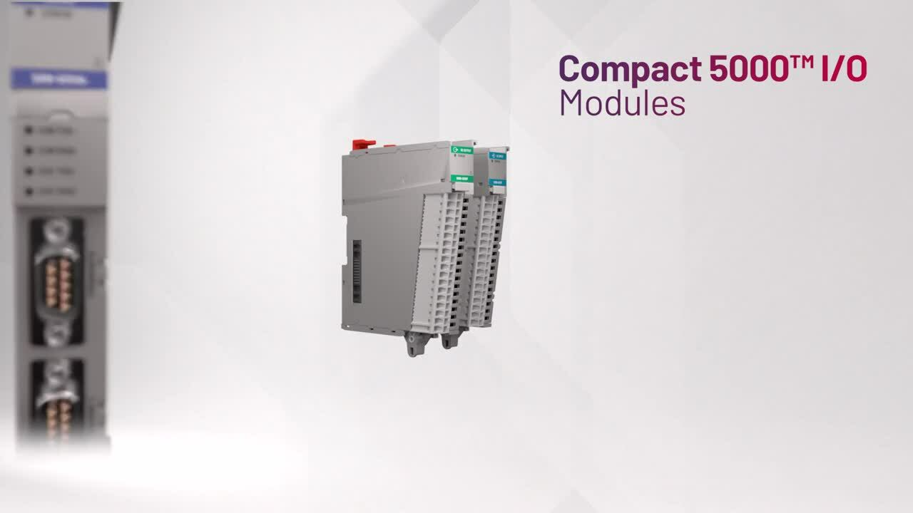 CompactLogix™ 5380 control system for smart machines video