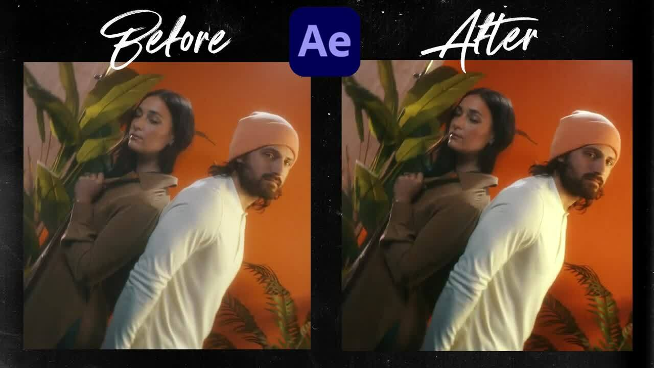 After Effects vs Premiere Pro - 16x9