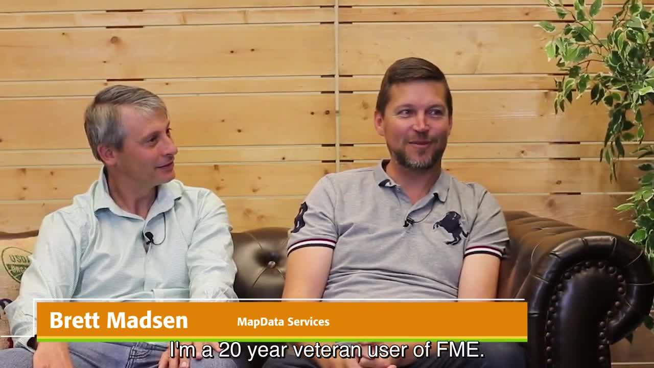 澳大利亚地球科学公司使用FME云作为他们的高程信息系统ELVIS。