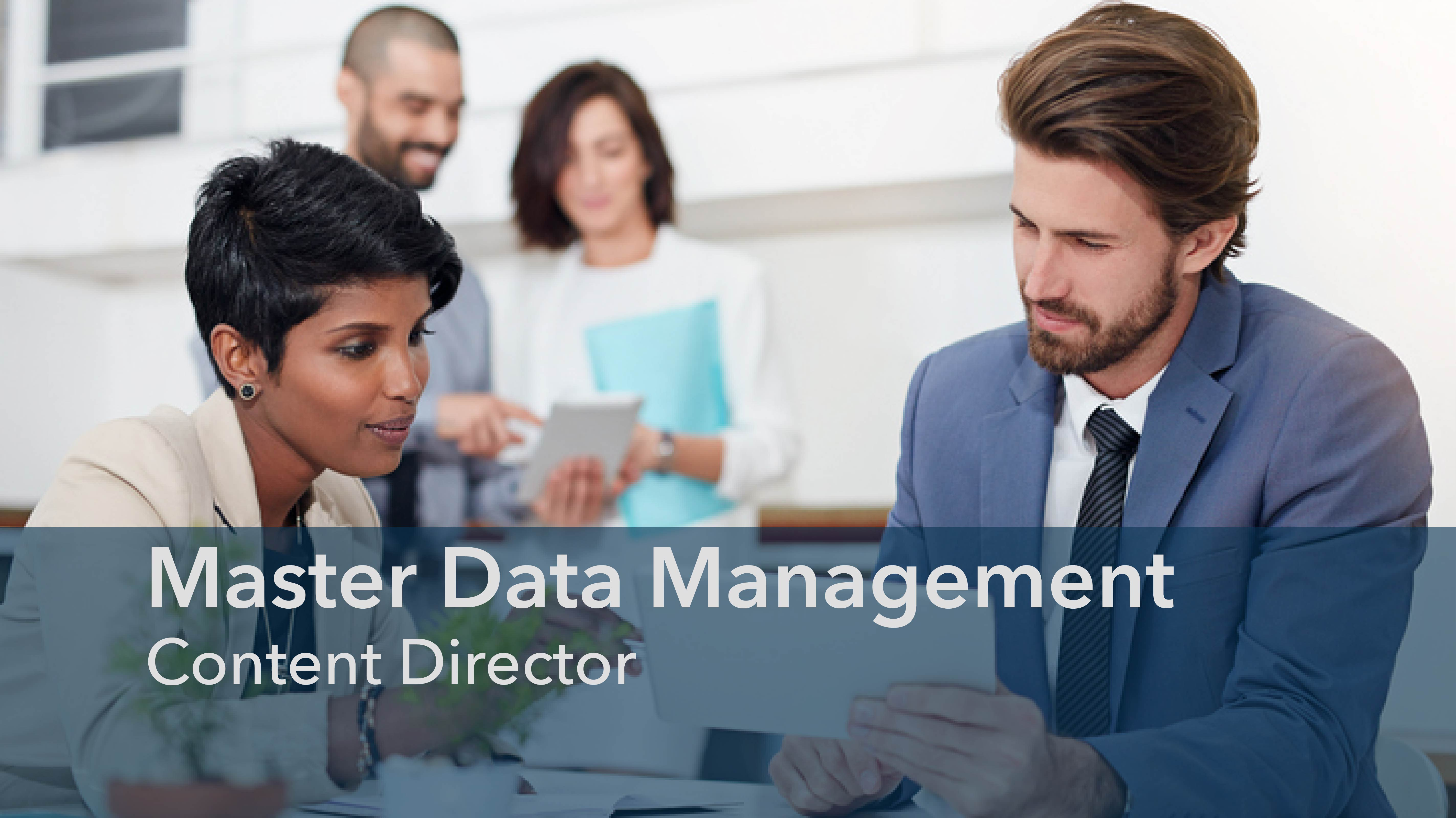 Master Data Management – Content Director