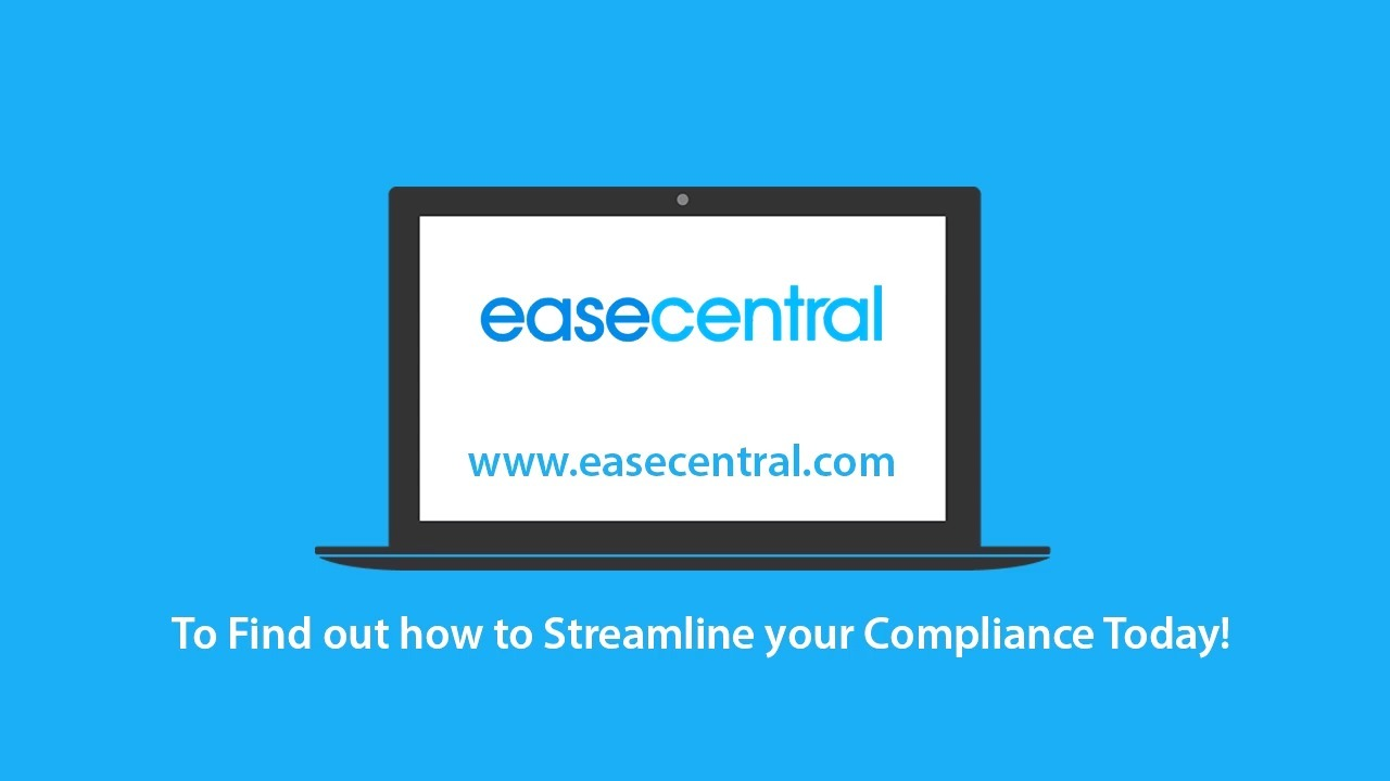 EaseCentral Homepage (ACA First)