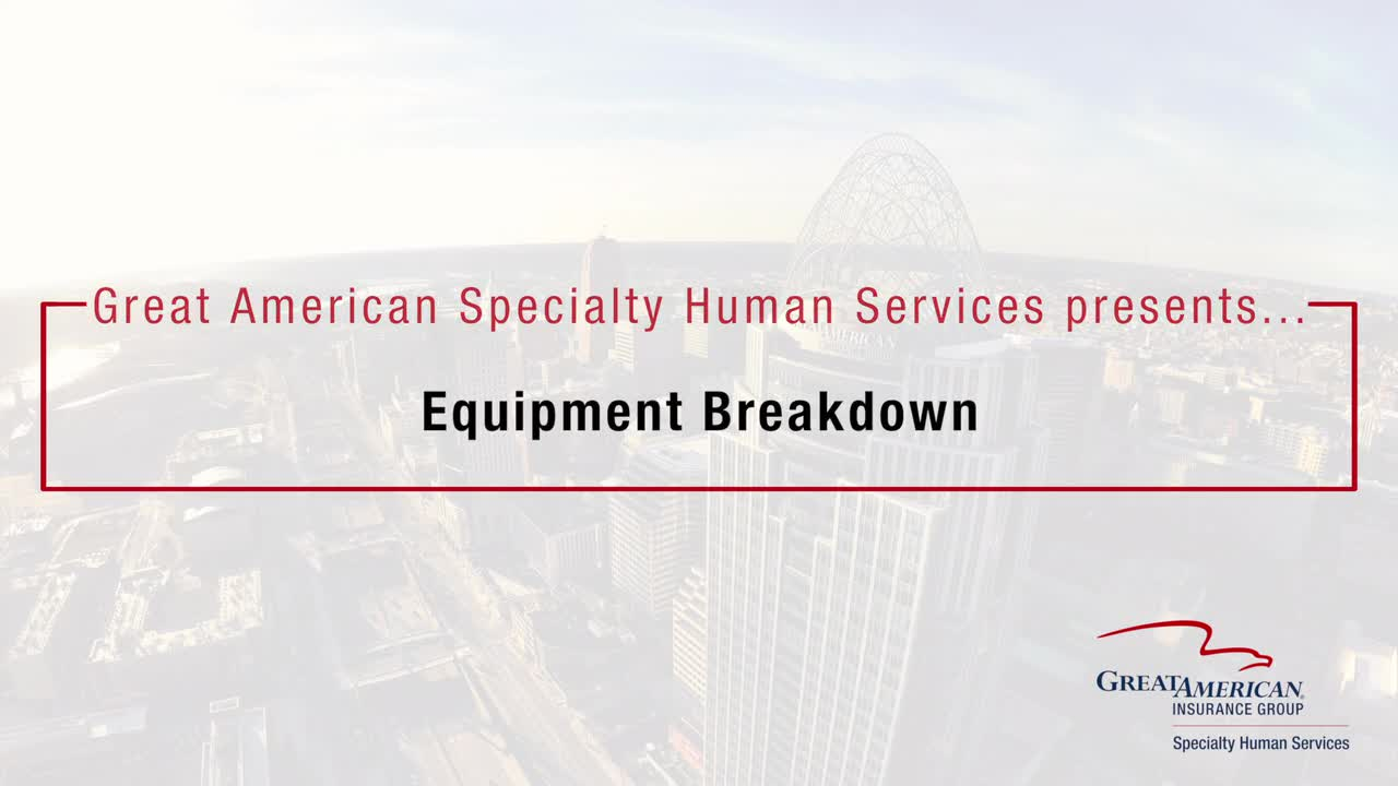 Equipment Breakdown Video