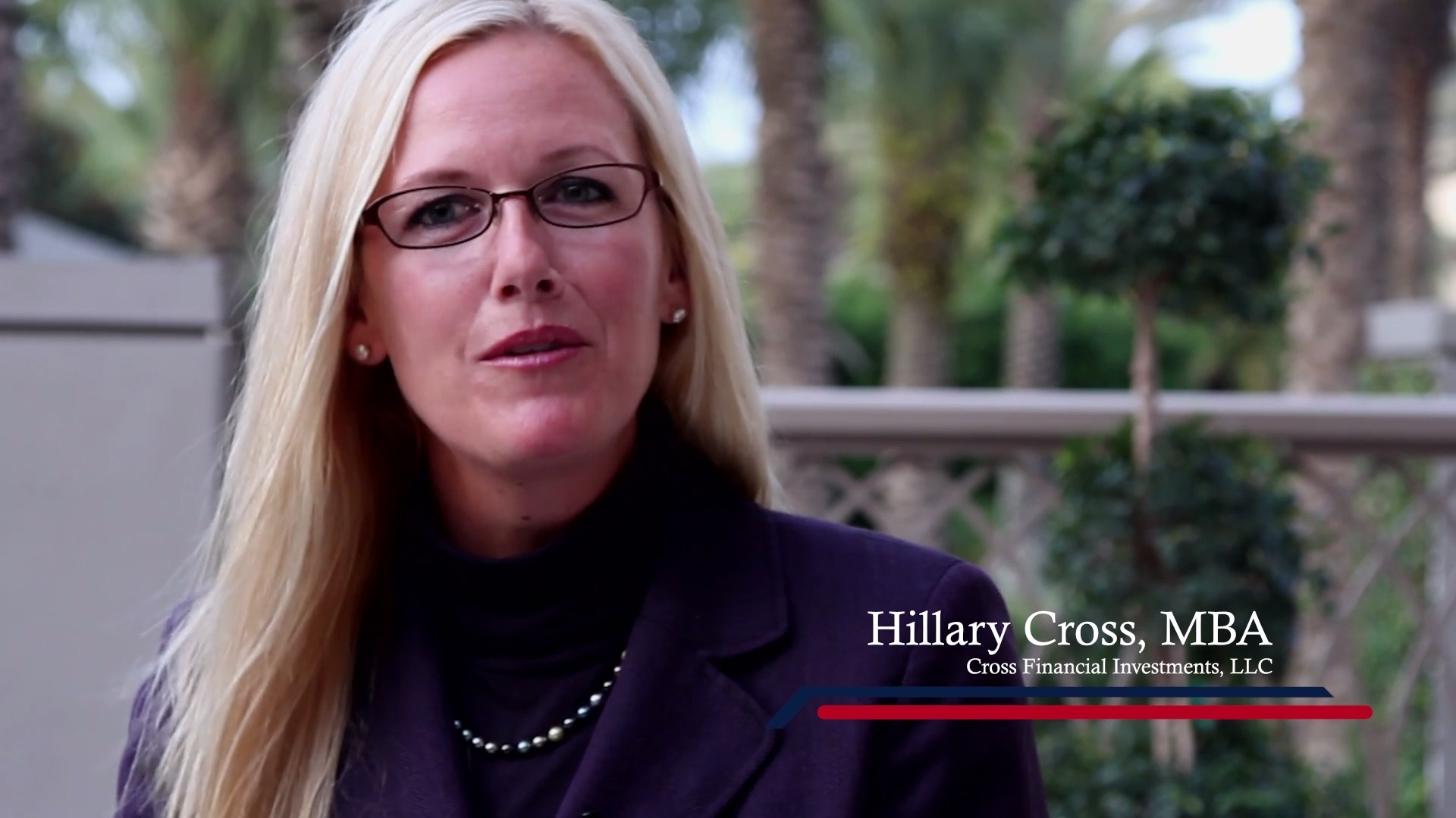 Hillary Cross - Real Independence