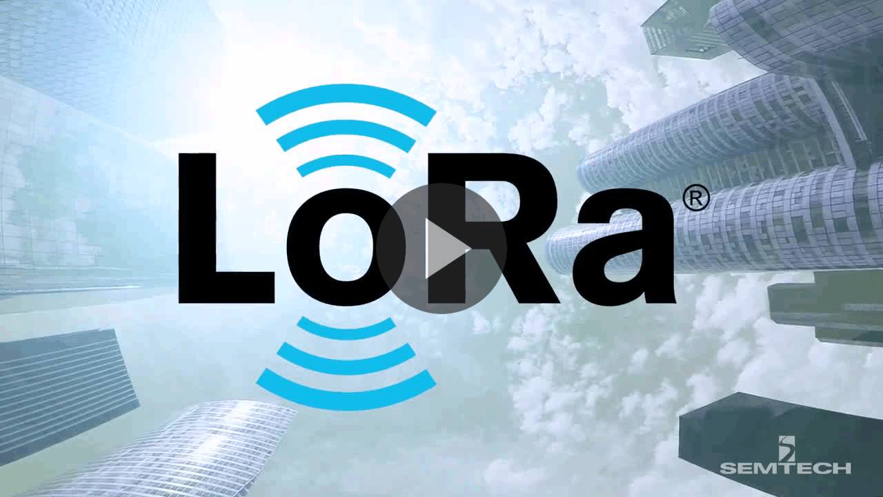 Long Range Low Power Rf Transceiver With Lora Technology