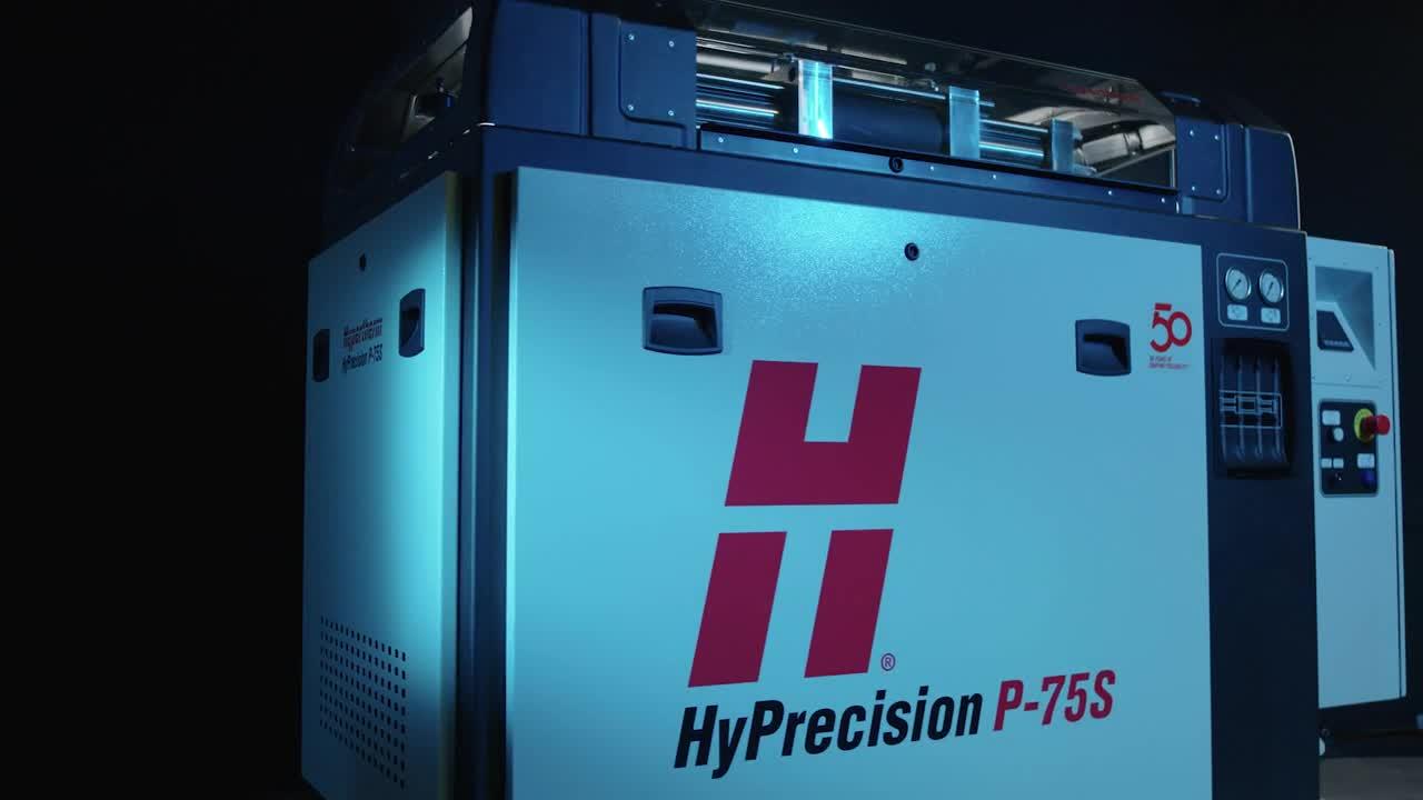 HyPrecision Predictive waterjet pumps overview video