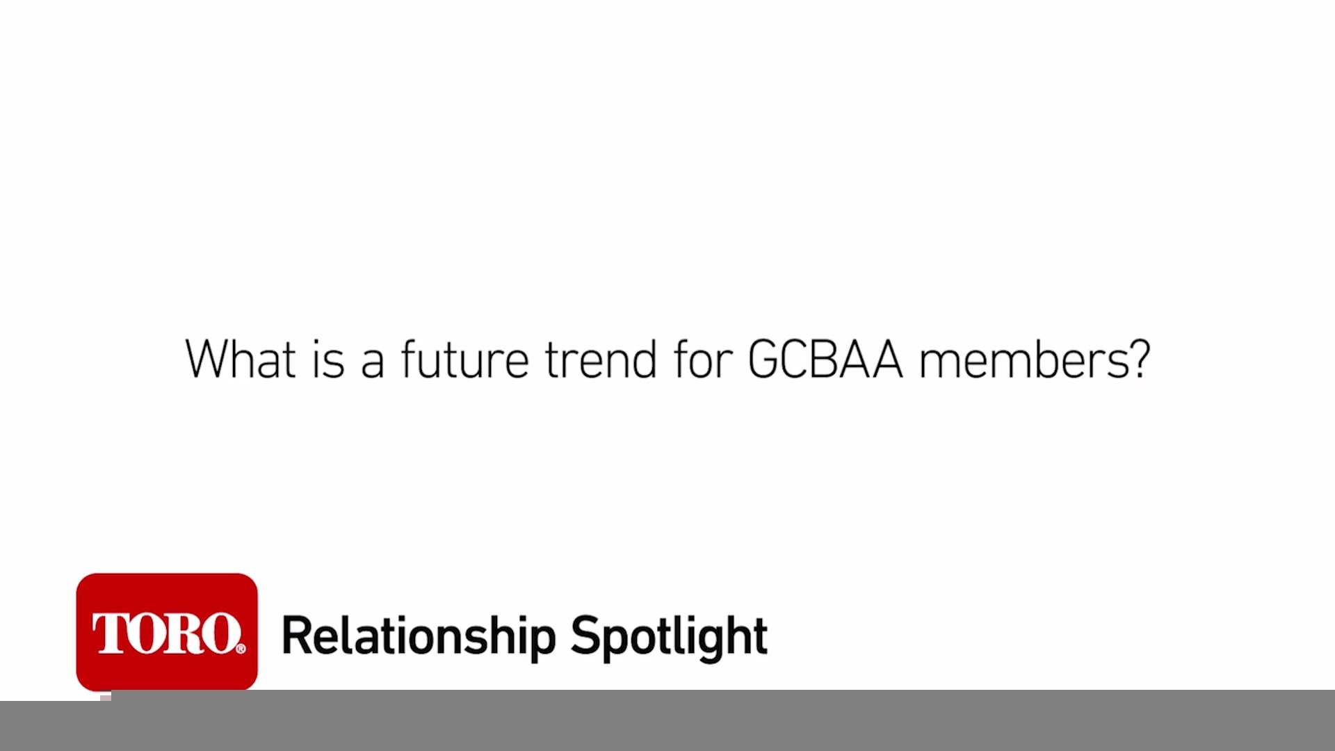 Relationship Spotlight: Future Trends