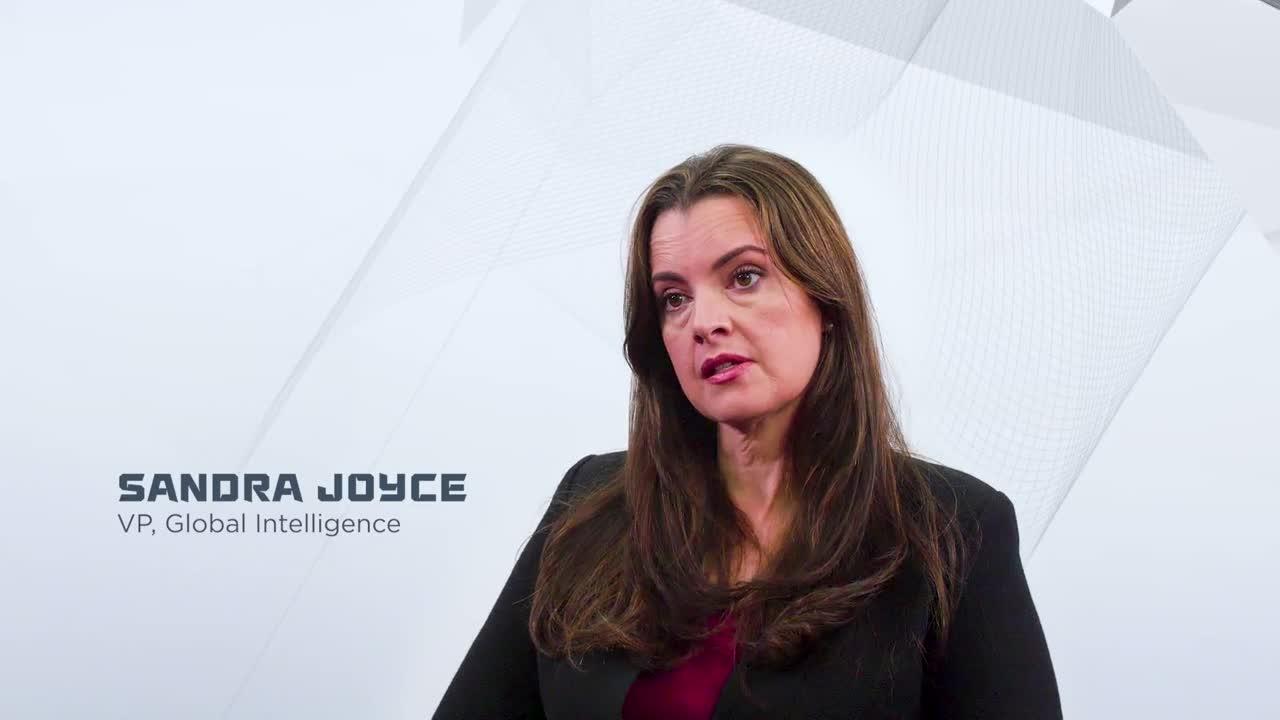 Security Predictions - Sandra Joyce