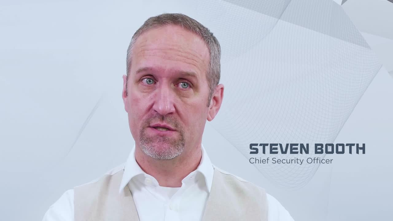 Security Predictions - Steven Booth