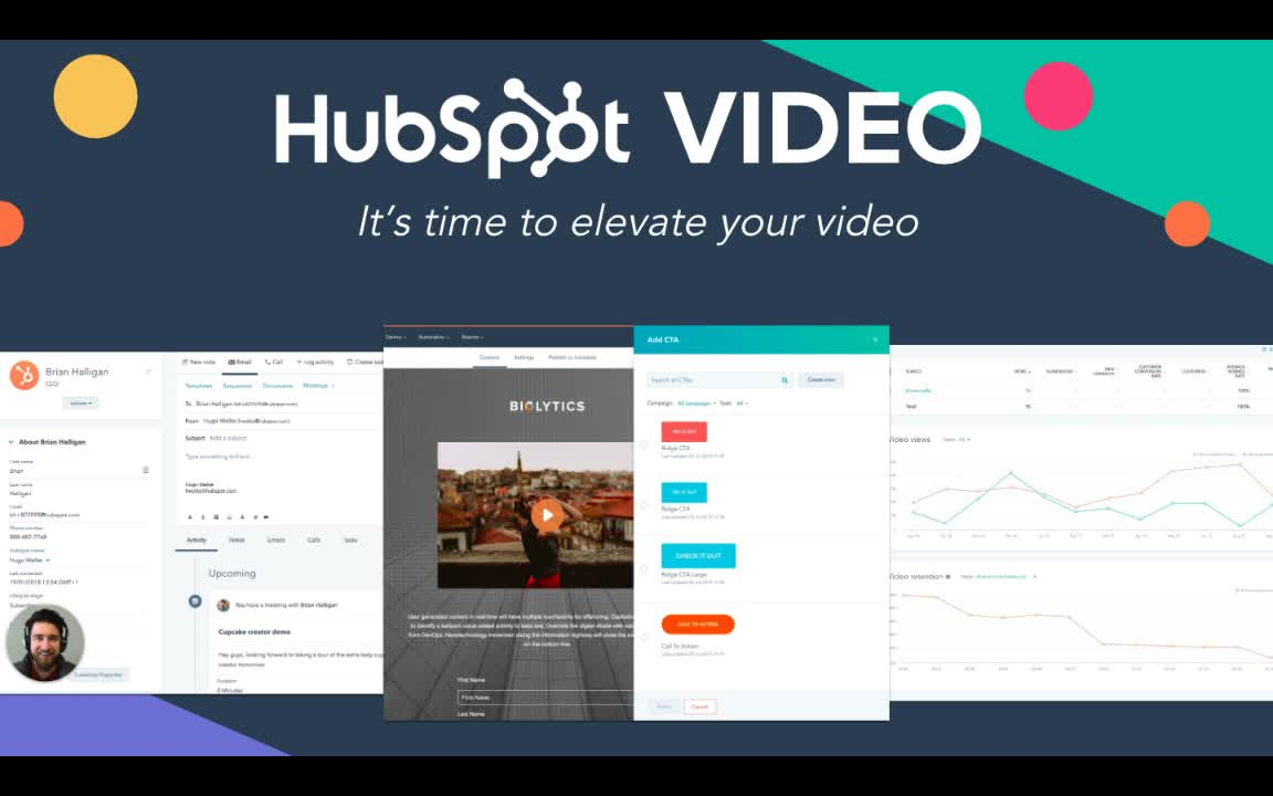 "The ""Videoification"" of HubSpot: How to Power a Modern Video Strategy"
