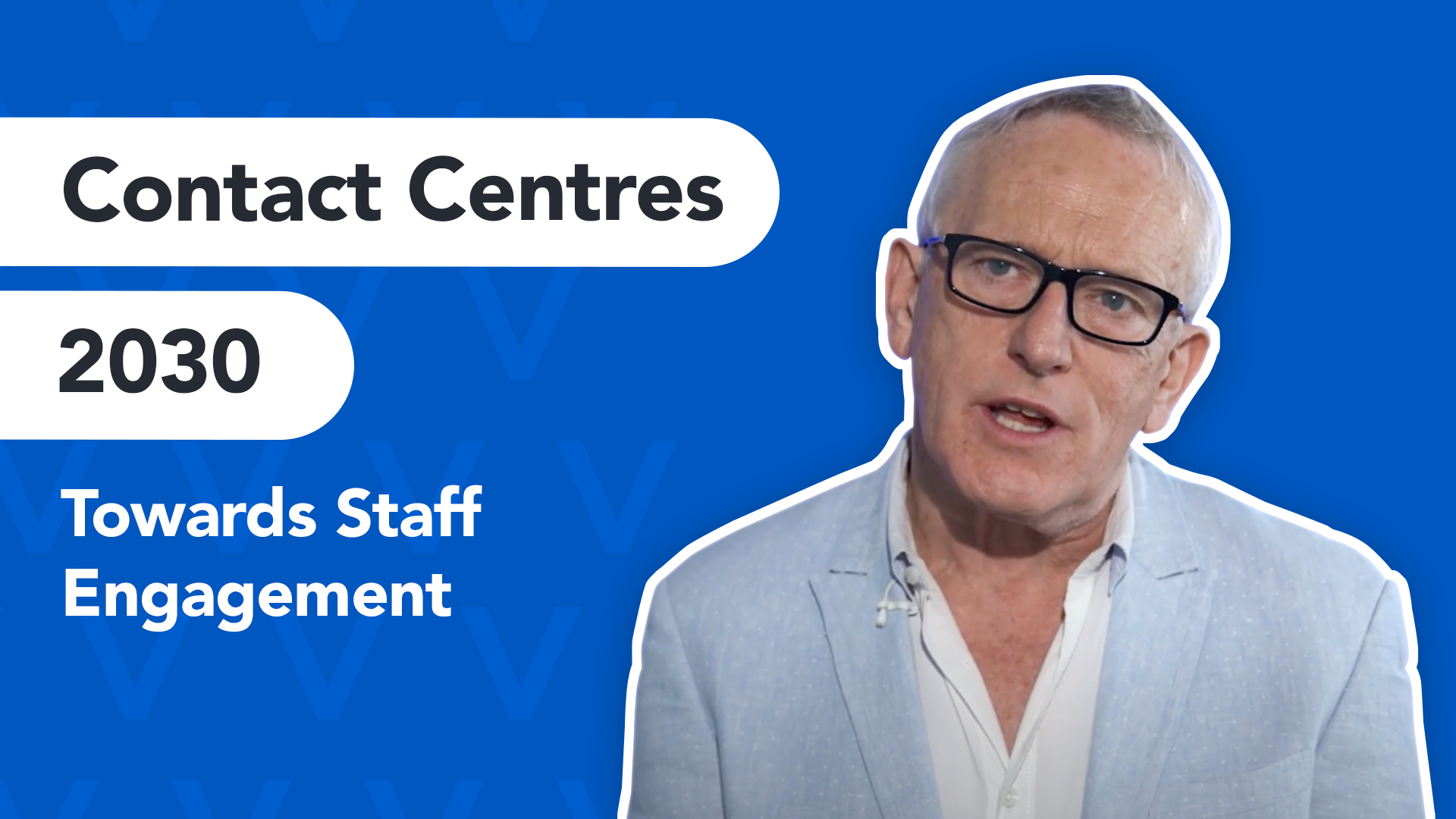 James Woudhuysen on Contact Centres 2030: Toward Staff Engagement