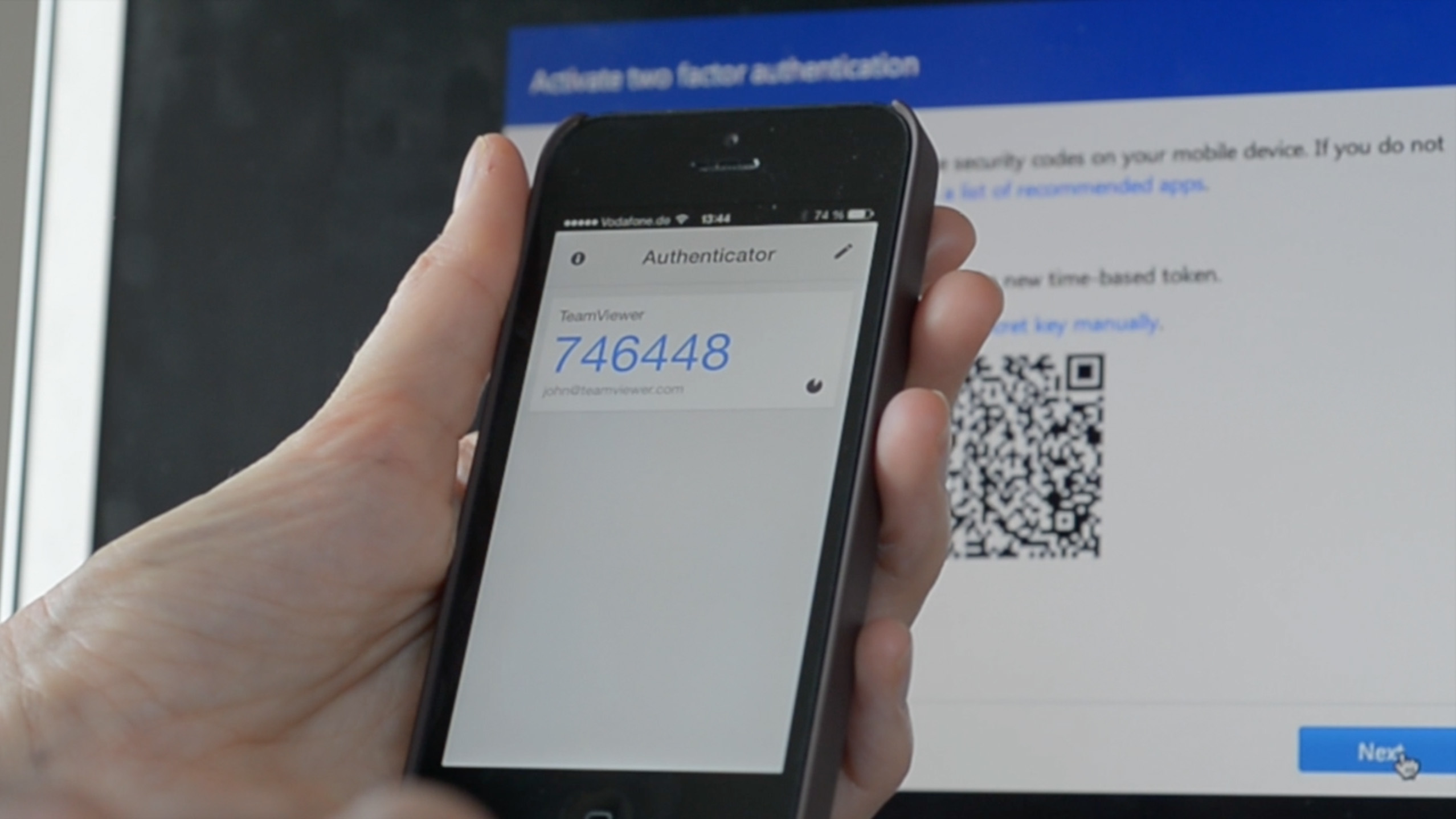 TeamViewer 9 Features: Two Factor Authentication Setup
