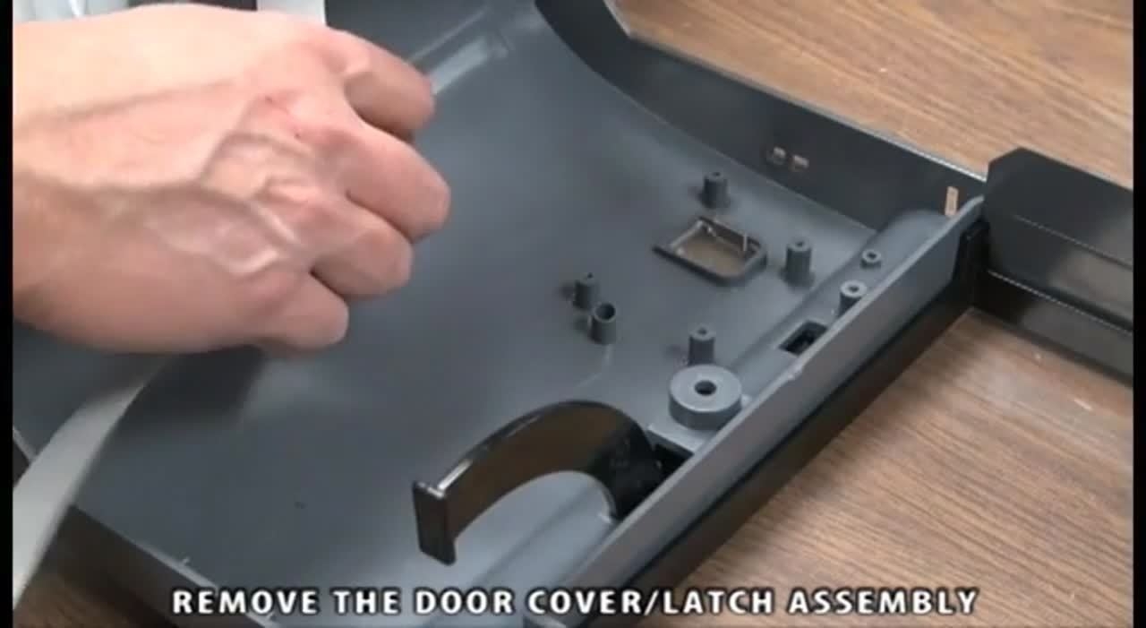 Door Cover Latch Assembly Replacement - Mojo