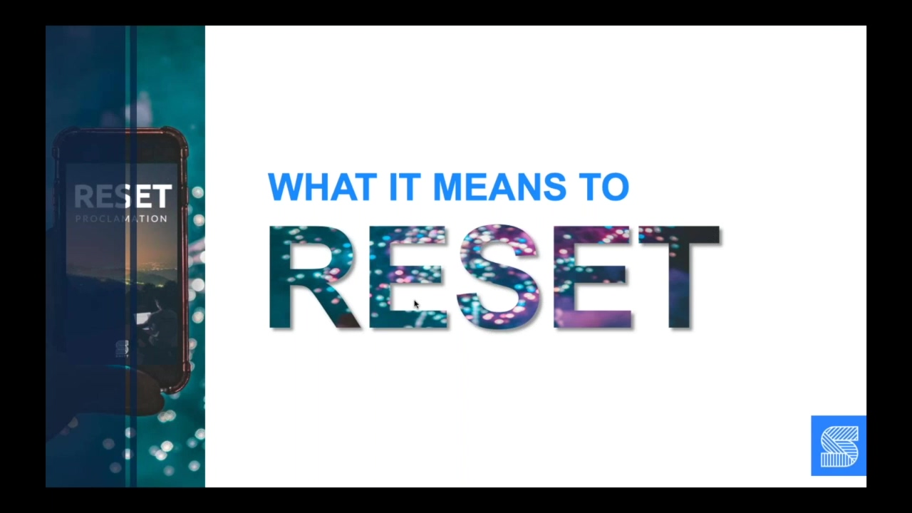 RESET Proclamation Insights Session-1
