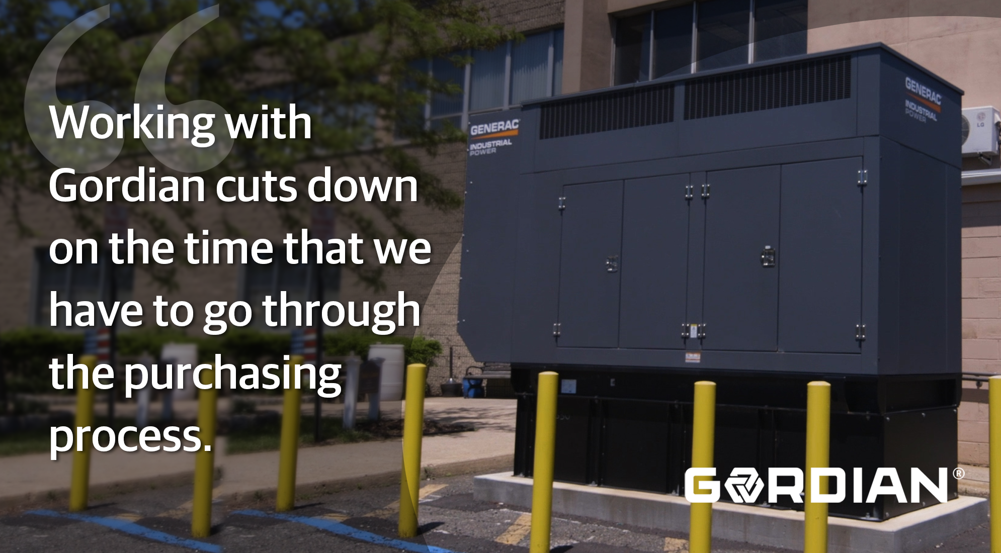 New Jersey City Installs Emergency Generator with ezIQC<sup>®</sup>