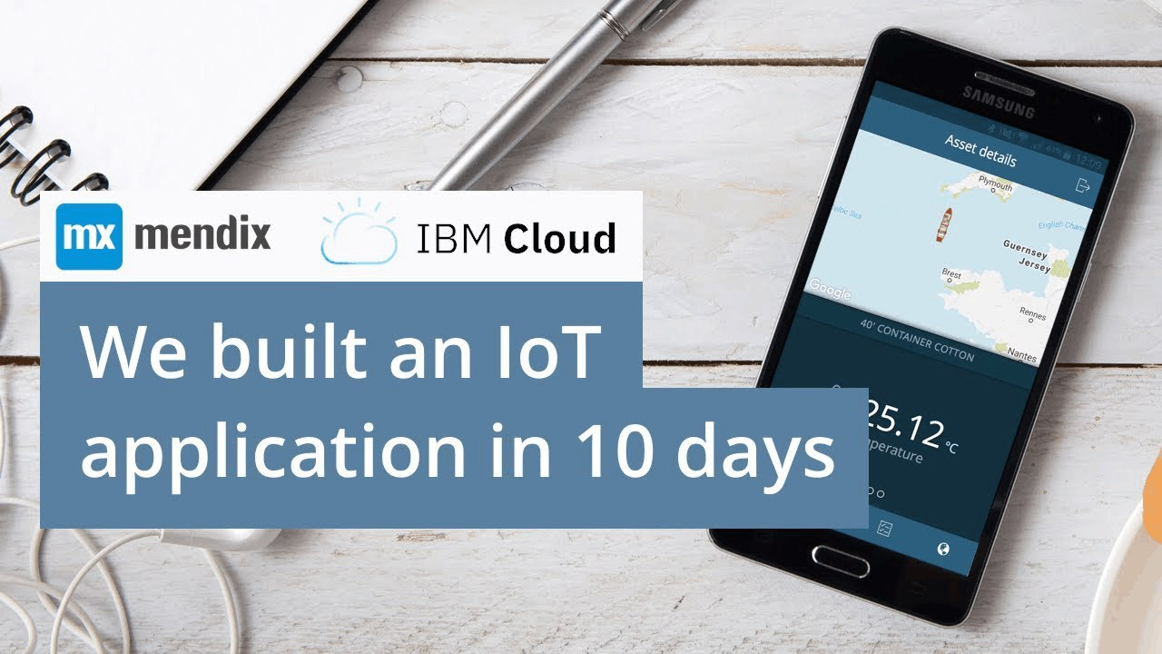 We Built an IoT Application in 10 Days Using IBM Blockchain and IoT