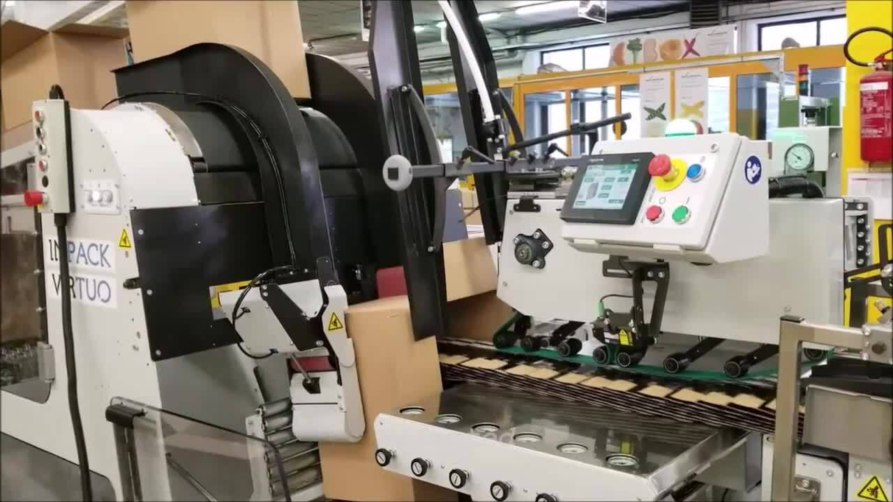 Fully-Automatic Virtuo Packer