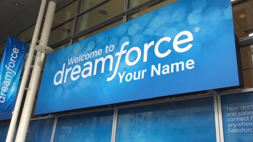 FinancialForce - DreamForce
