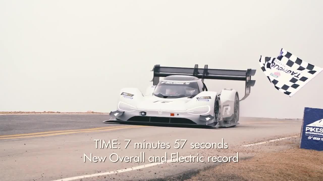 Volkswagen Motorsport Sets Record at Pikes Peak International Hill Climb  Using ANSYS Simulation