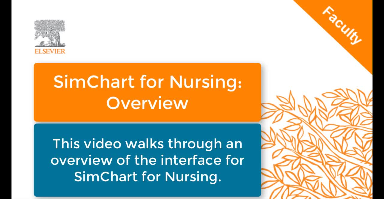 SimChart for Nursing: Overview