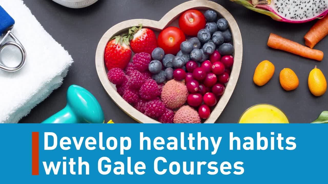Gale Courses - Nutritional Facts Month Thumbnail