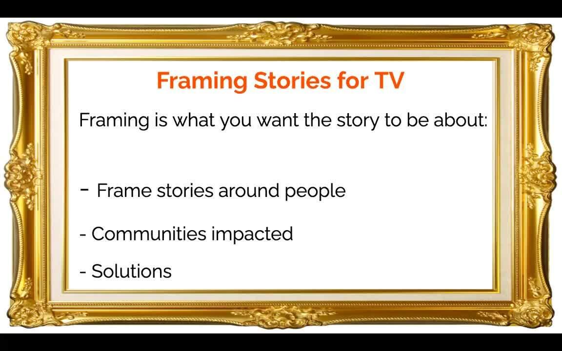 TV news training Aug 2020