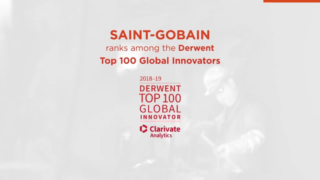 Top 100 Innovators - St  Gobain