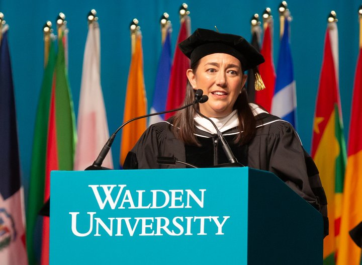 2019 Walden Winter Commencement Ceremony