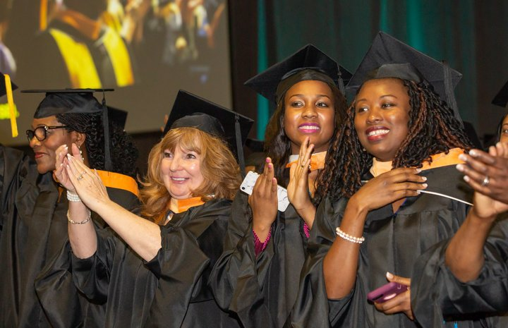 2019 Walden School Of Nursing Winter Commencement Ceremony