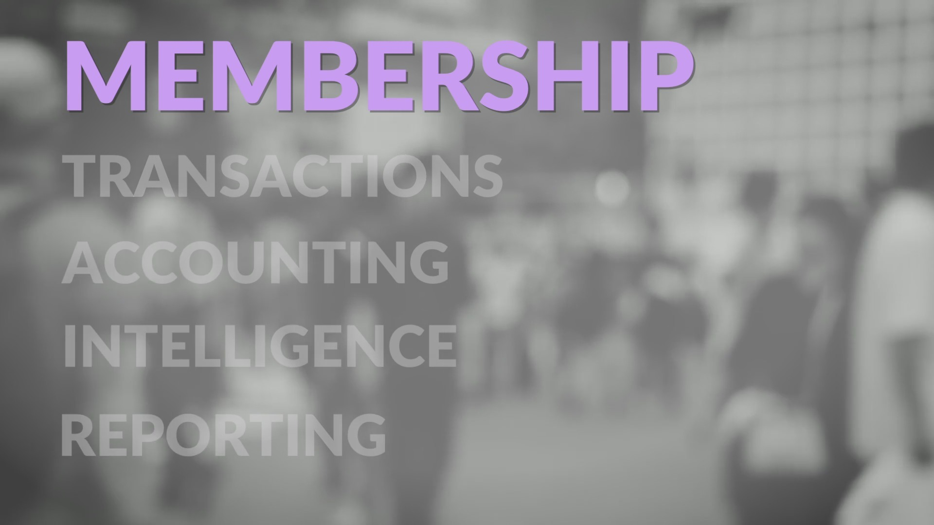 brokerWOLF Demo - Membership Tracking