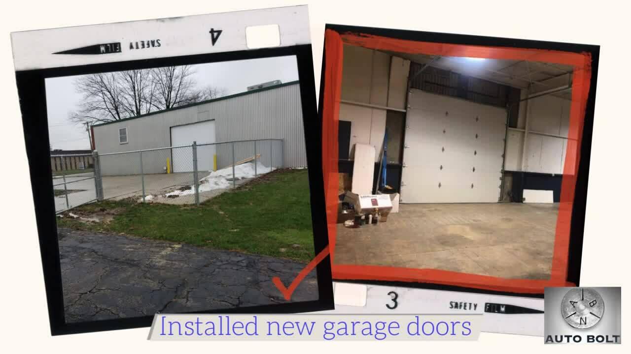 Warehouse move