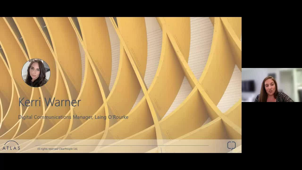LOR Webinar Snippet - Kerri Warner - Delayed project